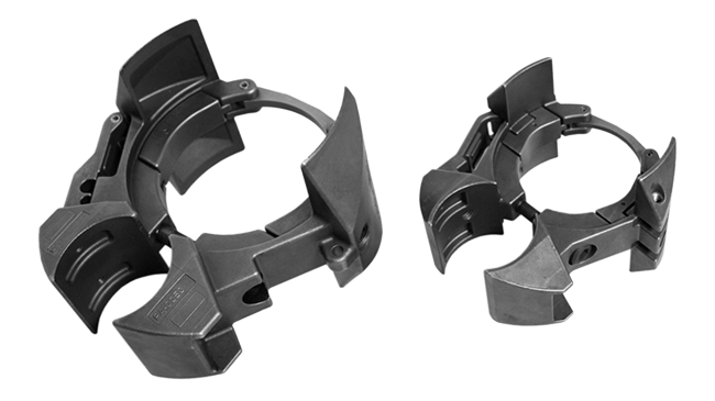 ESP Bypass Neck Clamps