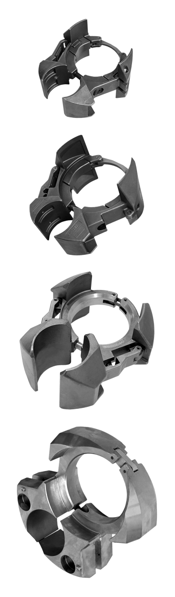ESP Bypass Clamps