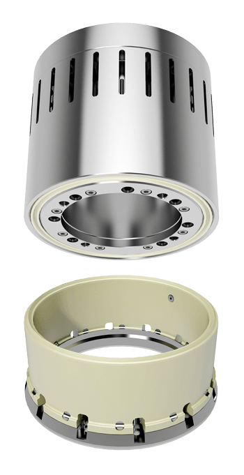 Concentric Instrument Connector